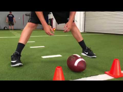MICHAEL MUNOZ | 2020 Upland HS | Long Snapper | August 2017