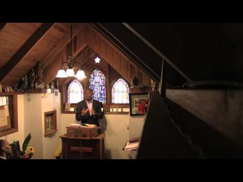 Smallest Church in America Mens Ministry 2011