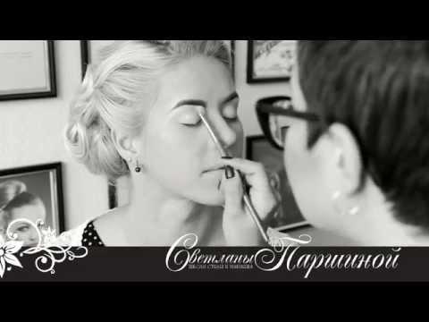 Голливудский макияж в стиле Мэрилин Монро / Hollywood makeup tutorial / Marilyn Monroe