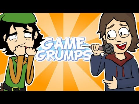 Game Grumps Animated - Danimation Compilation
