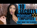 10 SECRETS WALMART EMPLOYEES DONT WANT YOU TO KNOW + HOW TO GET FREE STUFF!