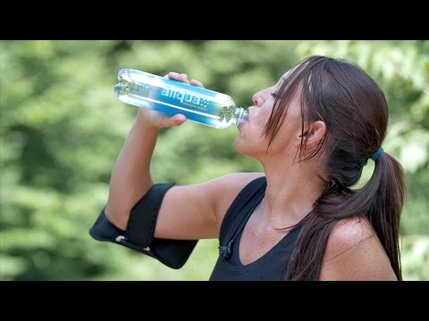 allqua water - Water with Benefits