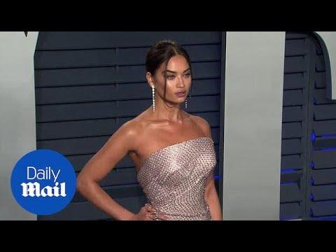 Shanina Shaik dazzles at Vanity Fair Oscars After Party