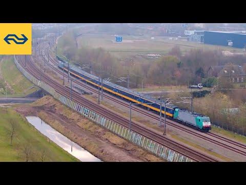 Eerste Rit IC Brussel - Breda