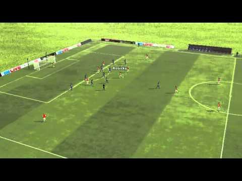 Kilmarnock vs Arsenal - Montolivo Goal 2nd minute