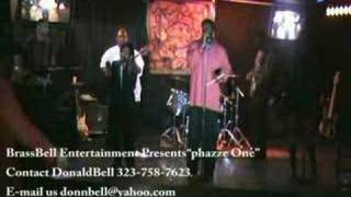 R&B Band, Phazze One Live On Stage