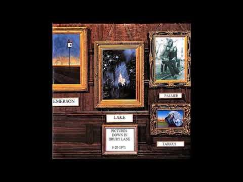 Emerson, Lake & Palmer (ELP) Live in Royal Theatre Drury Lane London, UK 6/20/1971