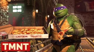 Injustice 2 - TMNT Battle Simulator Gameplay & TMNT Ending [PS4 Pro]