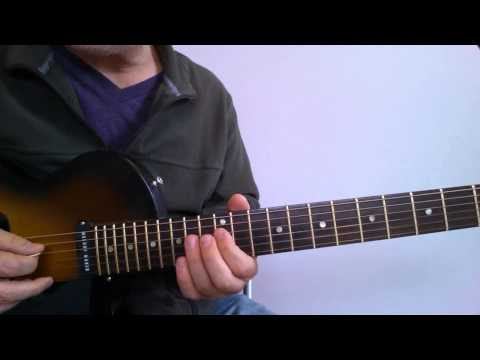 Guitar Lesson - Something (The Beatles) Solo