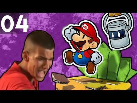 PREMIERE DECEPTION - Paper Mario Color Splash #04 [LP Live]