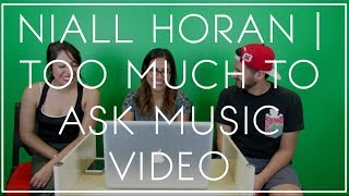 Video Niall Horan | Too Much To Ask (Official Video) Reaction | The Millennial Chisme download MP3, 3GP, MP4, WEBM, AVI, FLV Juli 2018