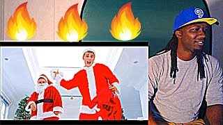 Jake Paul - All I Want For Christmas (Official Music Video)REACTION!!!