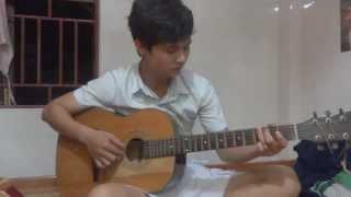 Chỉ cần em hạnh phúc- guitar