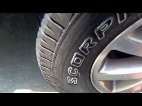 F150 tire sensor learn procedure by changing air pressure in tire