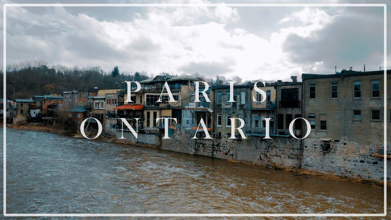 Paris Ontario Cinematic