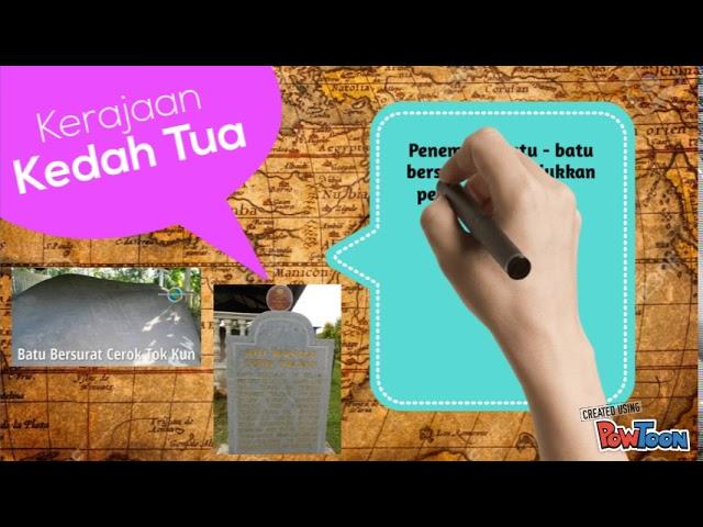 Sejarah F2 Kssm Sosiobudaya Msyrt Kerajaan Alam Melayu Youtube