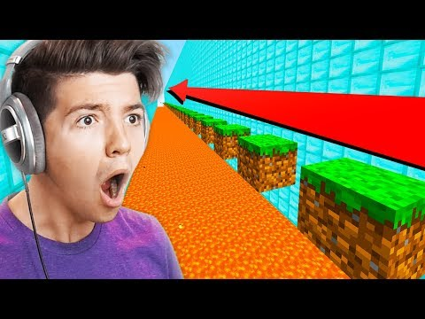 THE LONGEST MINECRAFT PARKOUR VIDEO IN HISTORY... *OVER 5 HOURS LONG!*