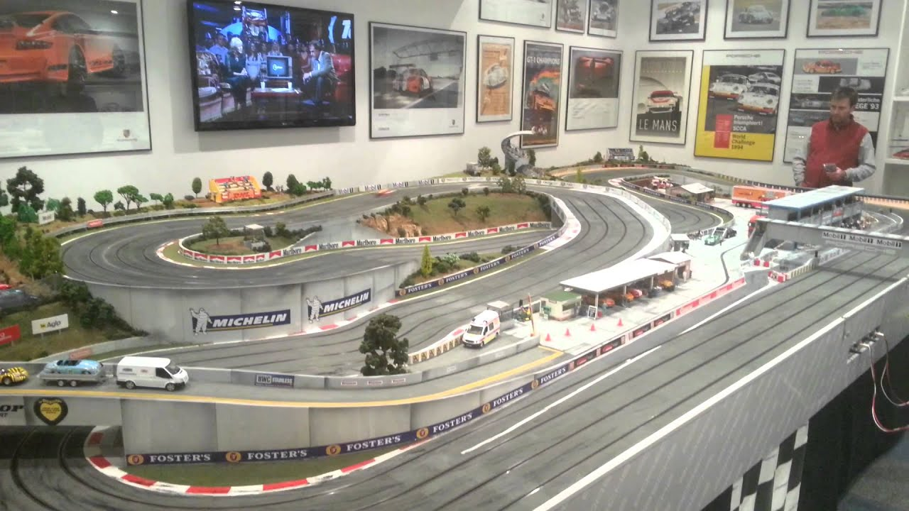 International slot car racing association