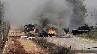 Hezbollah aveva promesso vendetta dopo il raid israeliano del 18 gennaio