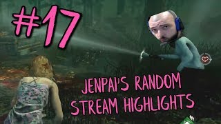 Jenpai's Random Stream Highlights #17 | Dead by Daylight