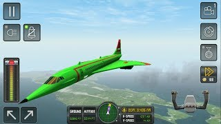 Flight Sim 2018 - #22 New Paint Unlocked | Airplane Simulator Games - Android GamePlay FHD