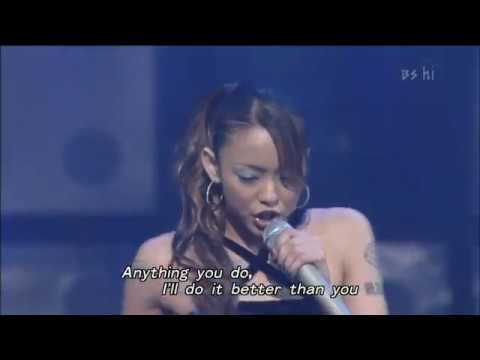 安室奈美恵(Namie Amuro) - Put 'Em Up(2003.07.19. POP JAM)