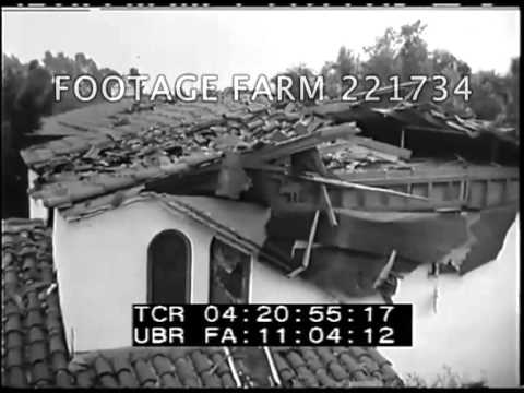 Hughes Plane Crash 221734-07 | Footage Farm - YouTube