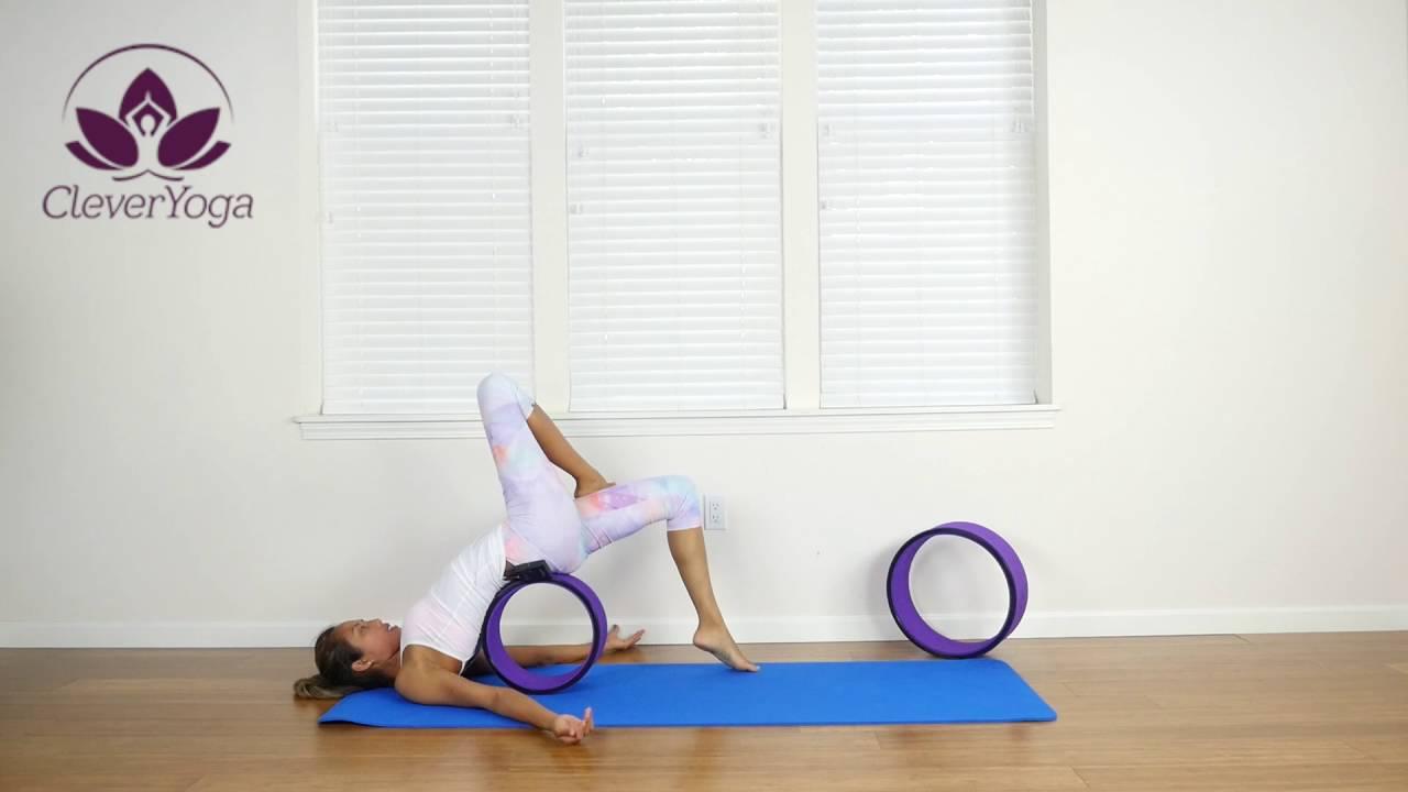 Advanced Yoga Wheel Pose - Recline Lotus - #5 | Clever Yoga  sc 1 st  YouTube & Advanced Yoga Wheel Pose - Recline Lotus - #5 | Clever Yoga - YouTube islam-shia.org