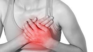 Важно знать! Это боль в сердце или боли позвоночника?