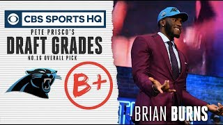 Brian Burns will have to grow into his role | NFL Draft 2019 | CBS Sports HQ