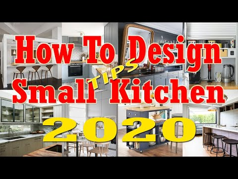 how-to-design-n-tips-small-kitchen-|-#how-#design-#tips-#small-#kitchen