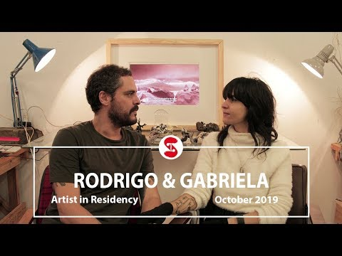 Rodrigo Amim And Gabriela Monnerat, Onze11 | Artists In Residency | October 2019