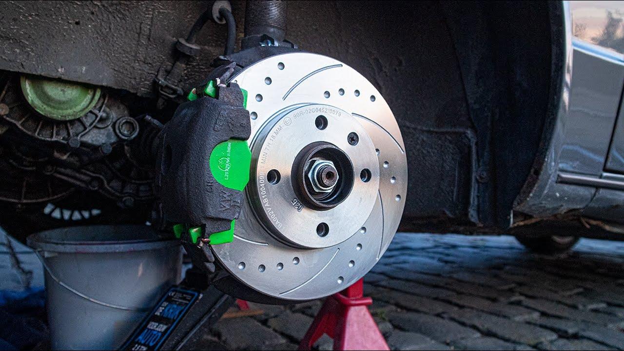 Golf Mk1 Brake & Cooling Upgrade!