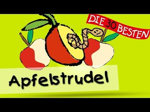 Apfelstrudel - Die besten Spiel-und Bewegungslieder || Kinderlieder
