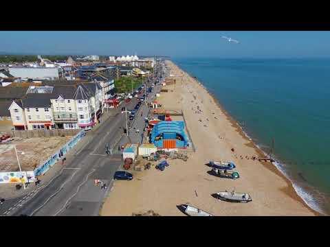 Drone Test - Bognor Regis UK - May '18
