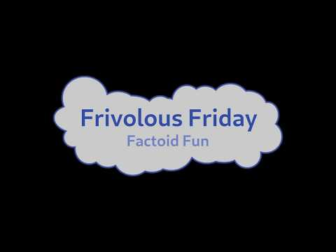 Frivolous Friday #5