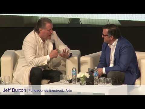 Entrevista a Jeff Burton (Electronic Arts) | BA al Mundo: Silicon Valley Forum
