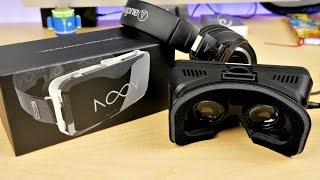Best Virtual Reality Headset Under $100: NOON VR(Check em out! http://amzn.to/1MgE1JI The NOON VR headset is possibly the best and most affordable way to experience Virtual Reality. While it may lack the ..., 2015-10-29T06:58:04.000Z)