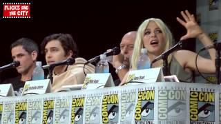 Under The Dome Season 2 Comic Con Panel