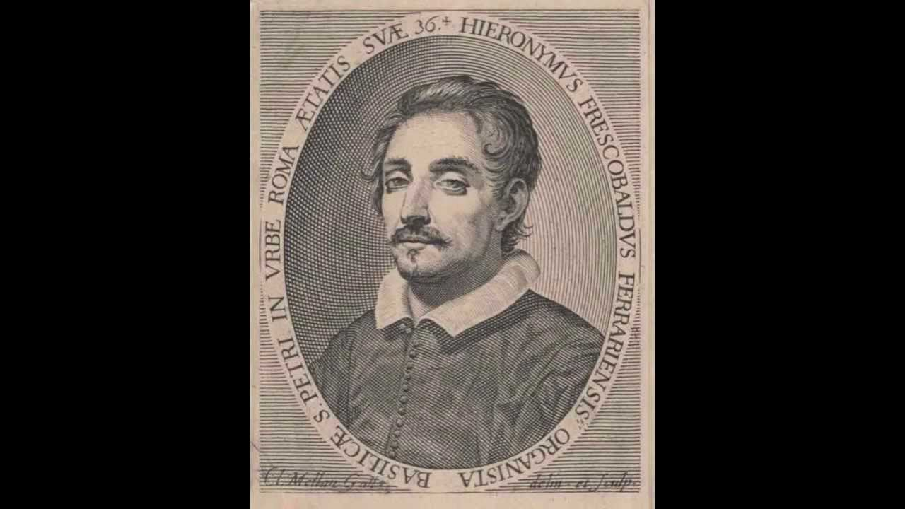 "Girolamo Frescobaldi: ""Canzona Seconda"" - Alfonso Fedi ..."