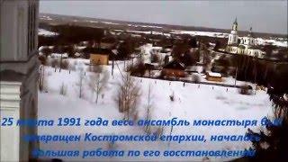 видео Авраамиев Покровский Городецкий монастырь