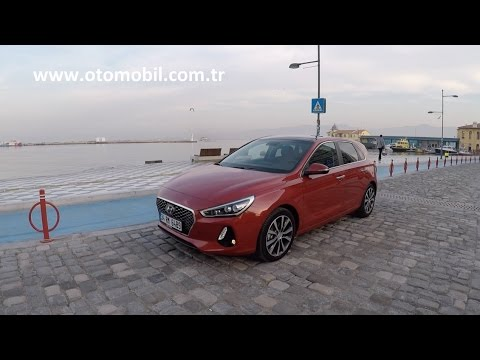 Yeni Hyundai i30 Hatchback 2017 Test