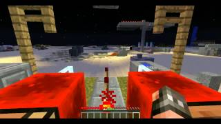 Redstone MOVING Train in Minecraft!