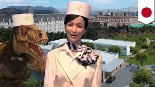 Japan robot hotel: New