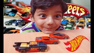 Hot Wheels cars plus free gift unboxing and Review