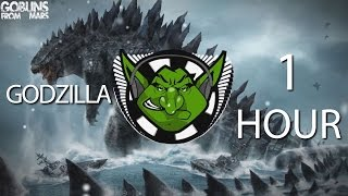Goblins from Mars - Godzilla 【1 HOUR】