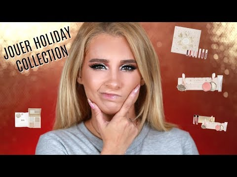 JOUER 2018 HOLIDAY COLLECTION REVIEW