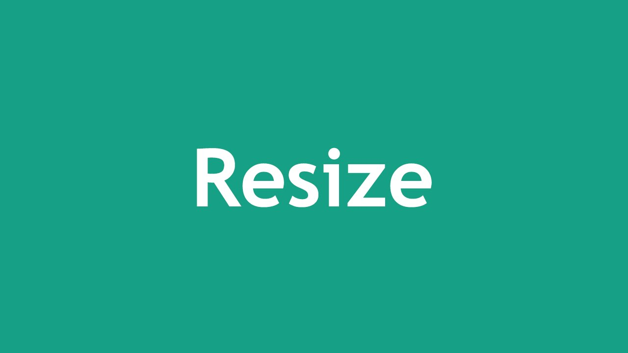 [ Css3 In Arabic ] #25 - Resize