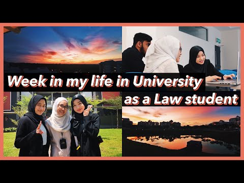 MY LIFE IN UNI AS A LAW STUDENT DURING COVID (UiTM Dengkil - Foundation In Law /Asasi Undang-undang)