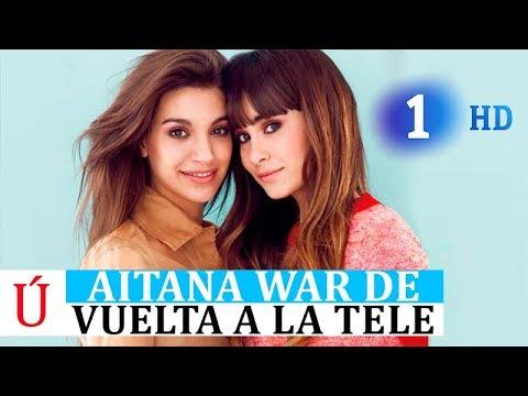Aitana y Ana Guerra vuelven a la TV con Lo Malo tras Operación Triunfo - Bailando con las estrellas